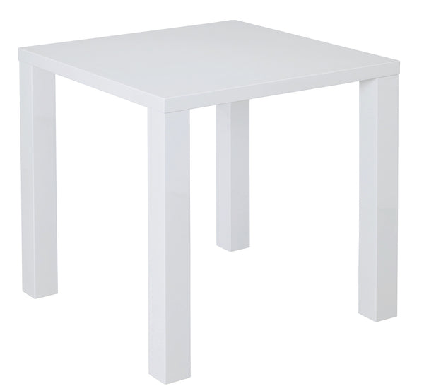 Puro small white dining table