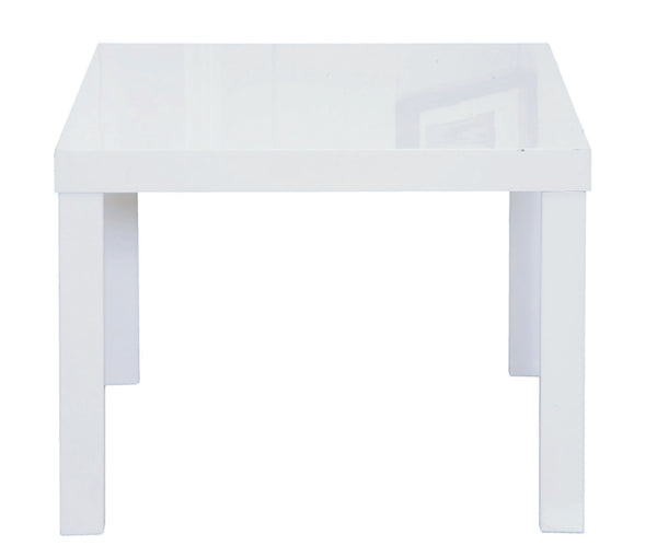 Puro white lamp table