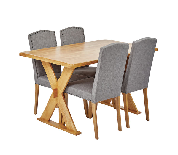 Table & four Evesham chairs