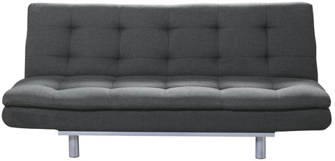 Sweden Sofa bed charcoal- glenwood-furnishings