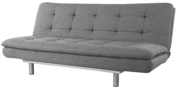 Sweden Sofa bed grey closed- glenwood-furnishings