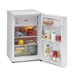 IceKing RK113AP2 Under Counter Fridge with 3* Icebox