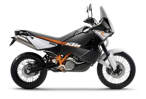 KTM 990 and 950 Adventure