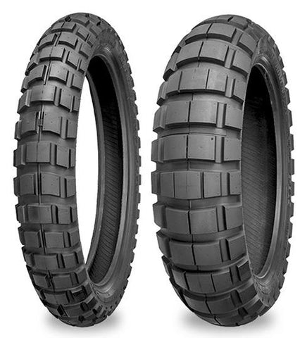 Shinko - E805 and E804 - Adventure Tires