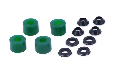 Xtrig Soft Elastomer Kit for PHDS Handlebar Clamps (Green) - 50400010