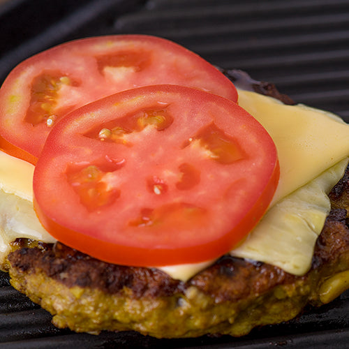 Lamb Burger (Makes 4 burgers)