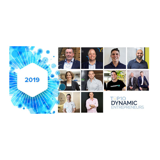 Winners of the 2019 Top10 Dynamic Entrepreneurs announced
