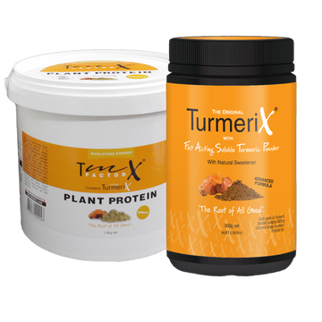1 x Plant Protein & 1 x Powder Bundle </br> (save $20)
