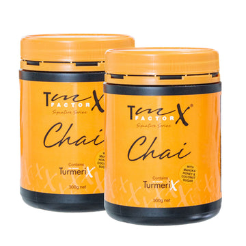 2 X TmX Factor Chai 300gm