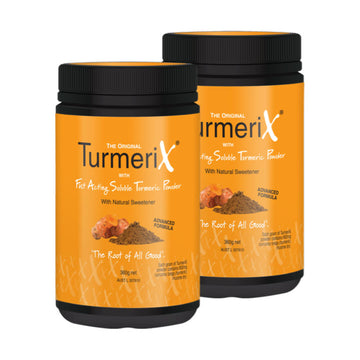 2x TurmeriX Powder 360g Tub (save $10)