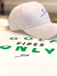 "STORYI ""GOLF VIBES ONLY' CREW NECK SWEATER"