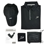 POLO and Sun Sleeve Value pack (comes with free hat)