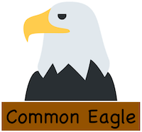 Common Eagle