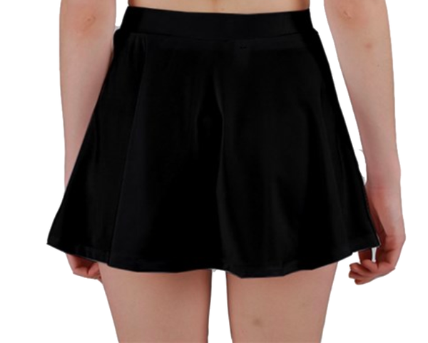 Toothache Basics Mini Skirt - Black