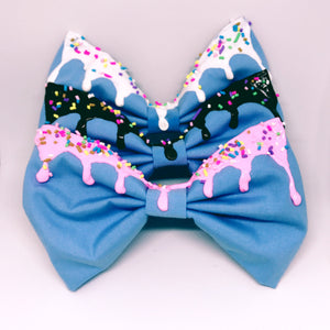 Melty Bow - Blue Raspberry