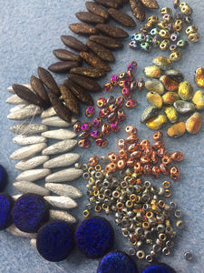 So many beads, so many possibilities