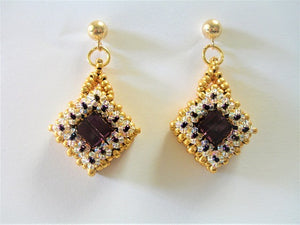 Voncille Earrings Pattern