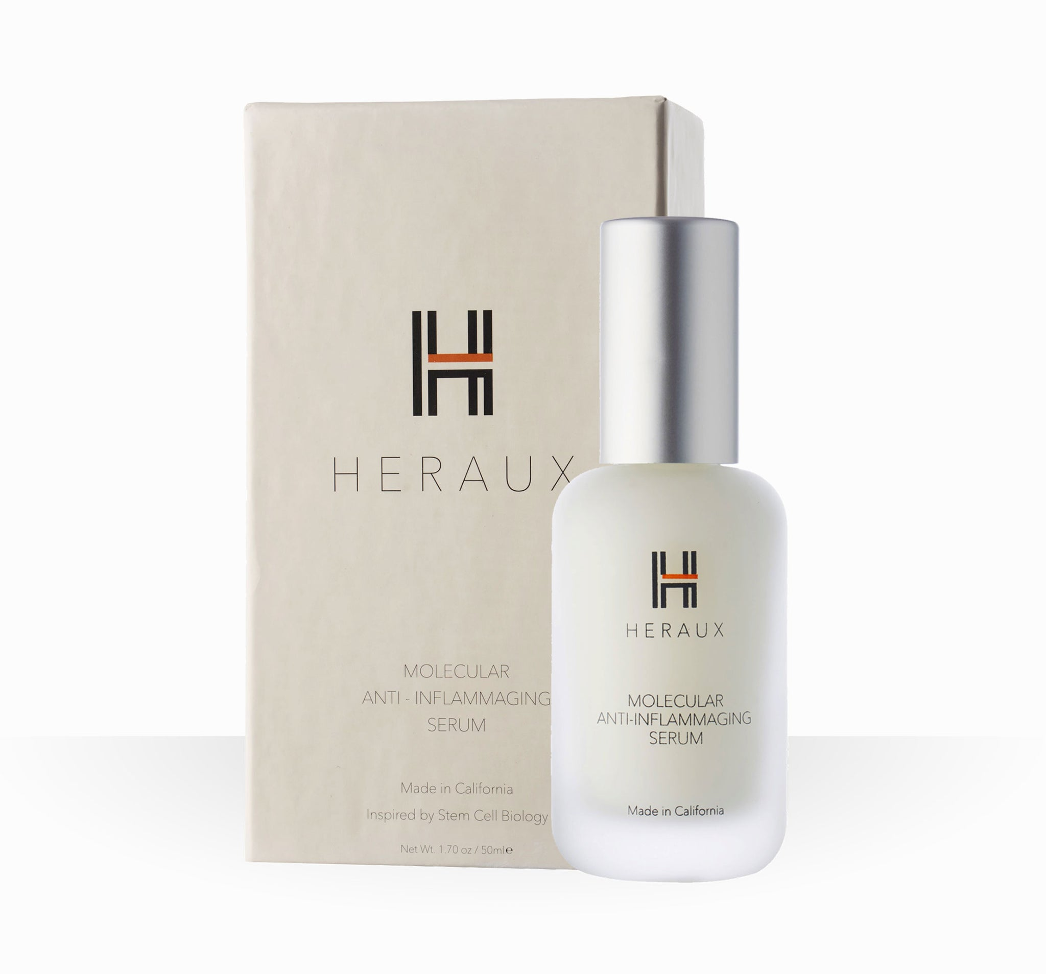 Heraux Molecular Anti-Inflammaging Serum (new packaging)