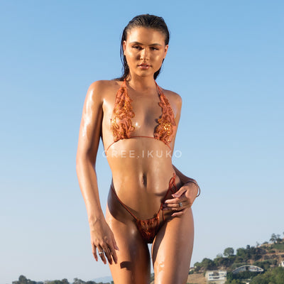 Orange Crush Bikini