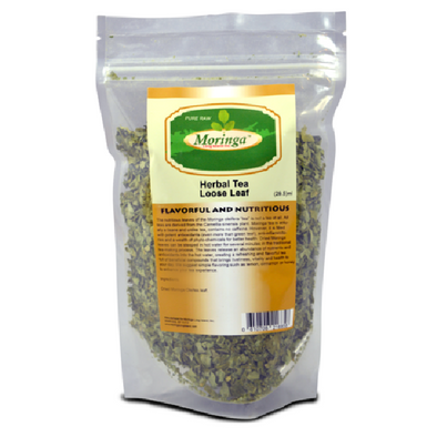Moringa Loose Leaf 2 oz