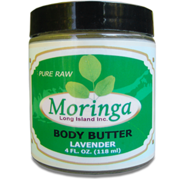 Moringa Body Butter 4 fl. oz (118 mL)