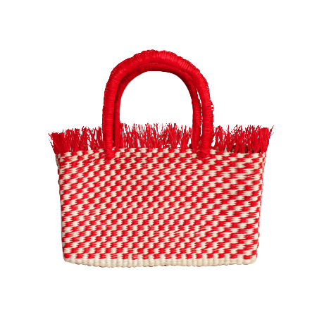 The Little Red Tote Bag