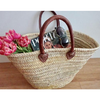 French Market Bohemian Basket Bag