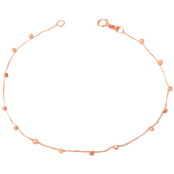 Shooting Stars Rose Gold Bracelet