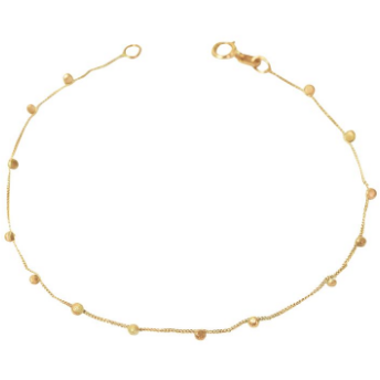 Shooting Stars Gold Bracelet