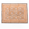 Carma Table Mat In Mustard Yellow