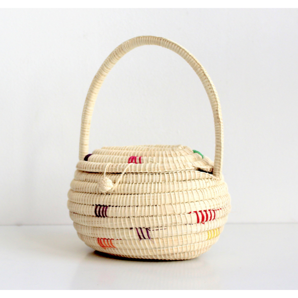 The Juli Straw Bag