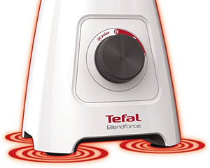 TEFAL Blendforce II Glass BL435840 Blender – 800W / White