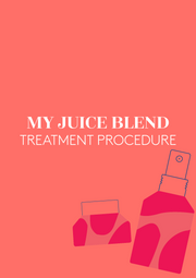 My Juice Blend Facial