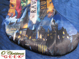 Hogwarts Stocking