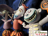 Nightmare Before Christmas Lock Shock and Barrel Set