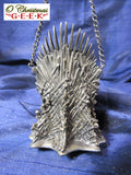 "Game of Thrones 3"" Iron Throne Ornament"