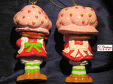 Strawberry Shortcake Ornament