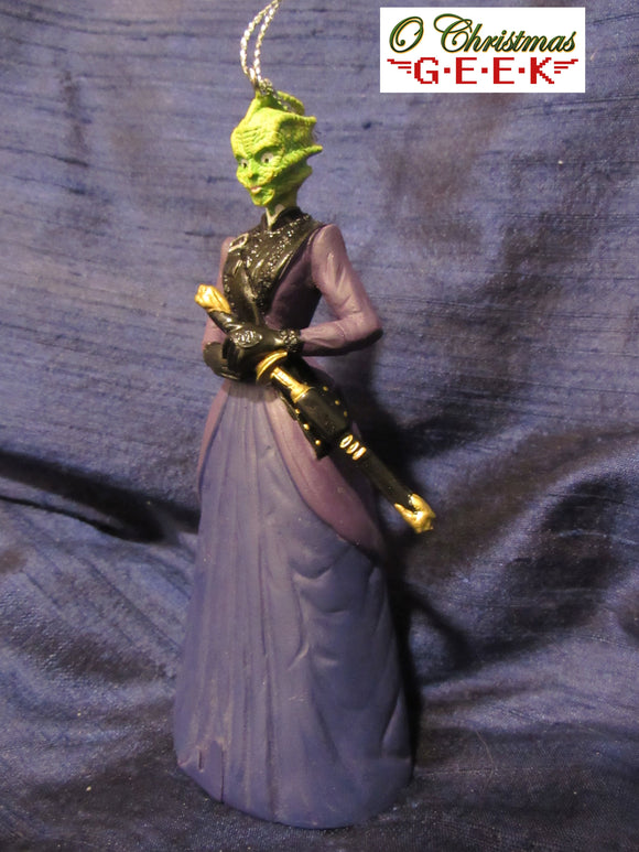 Doctor Who Madame Vastra Ornament