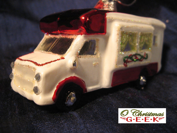 Christmas RV Ornament