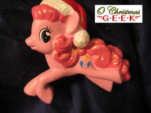 My Little Pony Pinkie Pie or Fluttershy Ornament