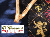 Game of Thrones Velveteen Christmas Stocking