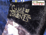 Game of Thrones Westeros Stocking