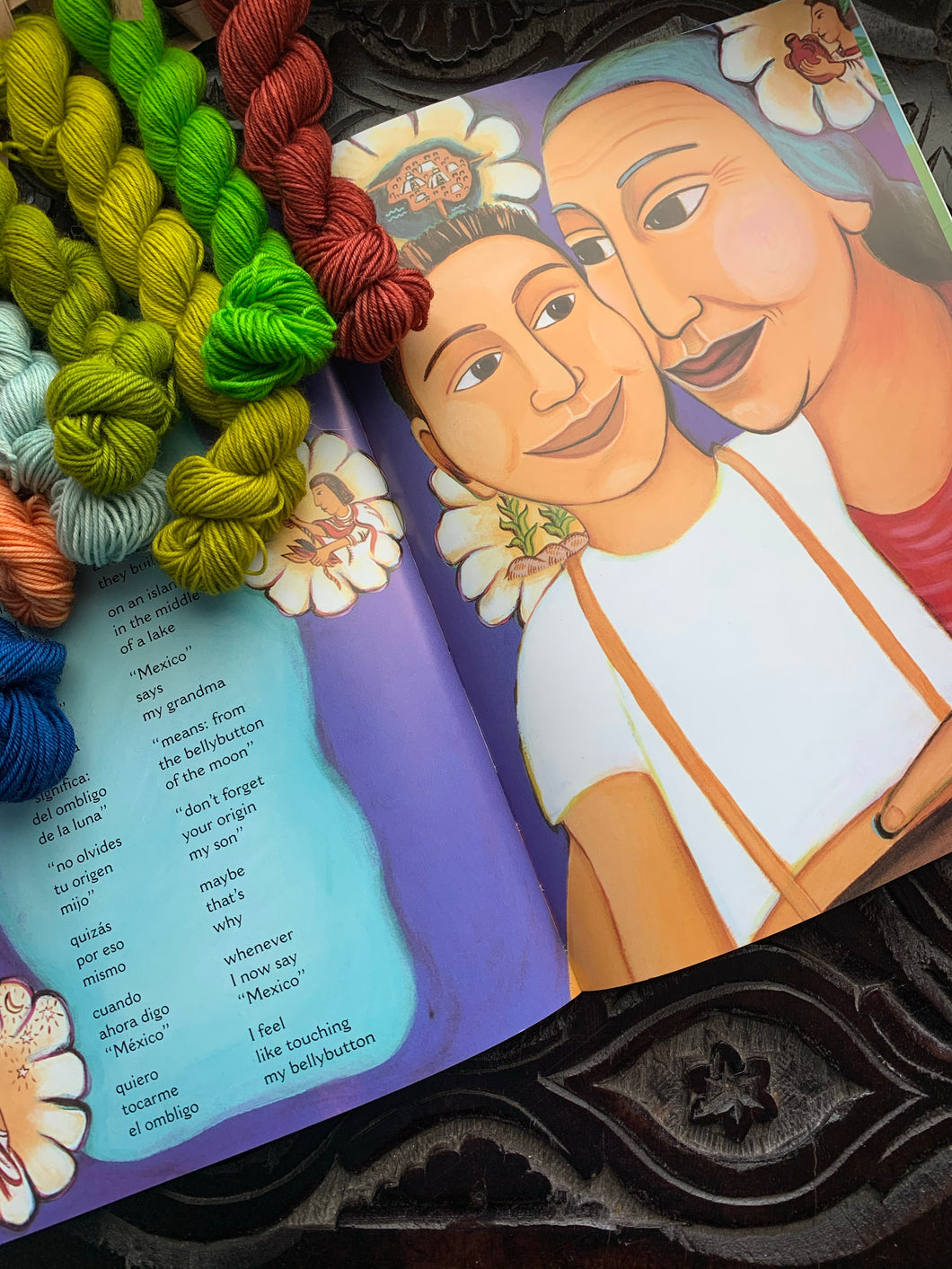 Yarn Journeys Book Club -  April 2020 (Vayu)