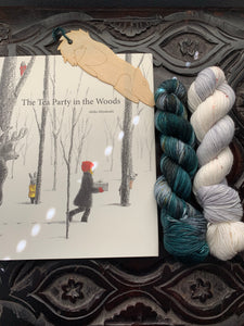 Yarn Journeys Book Club -  December 2020 (Vanam)