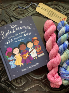 Yarn Journeys Book Club -  March 2020 (Vayu)