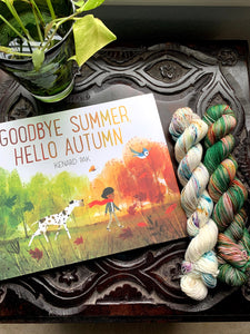 Yarn Journeys Book Club -  September 2020 (Atma)
