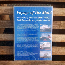 Load image into Gallery viewer, Voyage of the Maid DVD