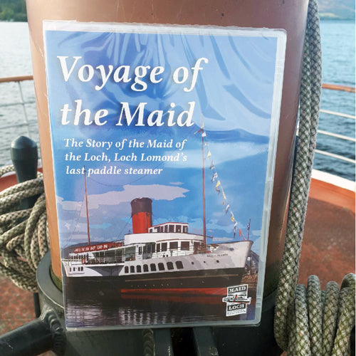 Voyage of the Maid DVD