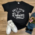 Woman's T-Shirt - Proverbs 31:10 She is Worth far More than Rubies  - Hand Printed