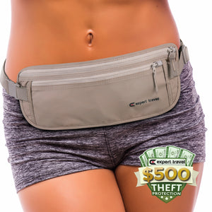 Premium Travel Money Belt